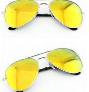 Spiegel Sonnenbrille mit Reflektierender Linse