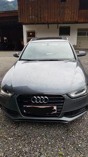 Audi A4 S-Line Quattro