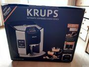 Krups EA9078 Barista Kaffeevollautomat Schwarz