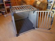 Hundeautobox 4pets ComfortLine kaum benutzt