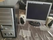 Komplett-PC Wlan 19 Zoll Monitor