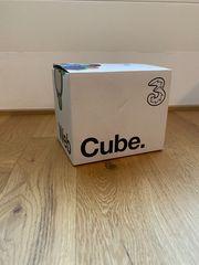 Drei Web Cube WLAN-Router NEU