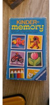 Verkaufe ein Kinder-Memory