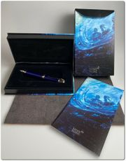 Montblanc Jules Verne Writers Edition