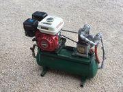 Kompressor Benzinmotor Luftpresser