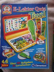 Kinderspiele E-Lektor Quiz