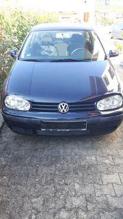 Auto VW Golf Euro 4