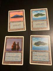 Magic the gathering Insel Island