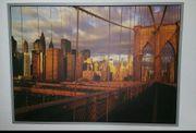 IKEA Vilshult Brooklyn Bridge 140x100cm