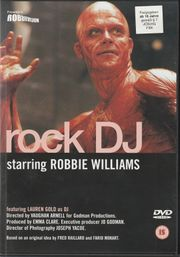 DVD - Robbie Williams - Rock DJ