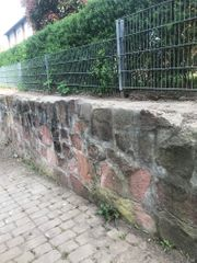 Sandsteine Mauersteine kostenlos