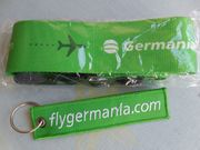 Germania Airline Schlüsselanhänger