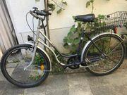 Oma Fahrrad 26 Zoll zu