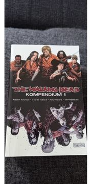 Comic The walking dead Kompendium