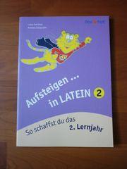 Übungsbuch für Latein