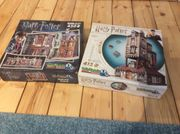Harry Potter 3D Puzzle - Zwei