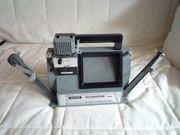 Filmbetrachter Filmschnittgerät