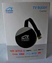 Sehr interessant TV Buddy - Neu