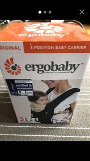 Baby Tragetasche