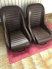 Oldtimer Youngtimer Sitze