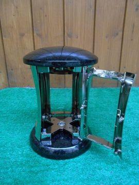 Exclusive Grablampe silber glänzend mit: Kleinanzeigen aus Mahlberg Orschweier - Rubrik Sonstiges für den Garten, Balkon, Terrasse