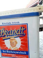 Brandt Blechdose Sammleredition