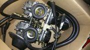 Mikuni Vergaser Batterie 2 Stück