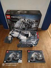 Lego Technik Liebherr Bagger 9800