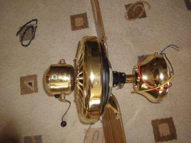 Deckenventilator Messinggehäuse 4 Flügel in: Kleinanzeigen aus Möckmühl - Rubrik Haushaltsgeräte, Hausrat, alles Sonstige
