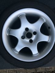 ALU-WINTERRADSATZ für Mazda MX5 MX3