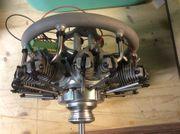 Evolution Sternmotor mit Glow 7