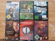 Diverse PC-Spiele Adventures Point Click