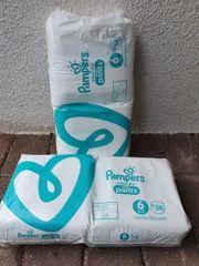 Pampers baby-dry pants Größe 6