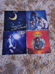 4 Schallplatten Peter maffay