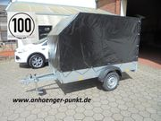 PKW Aluminium - Anhänger 2 51m