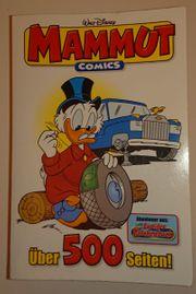 Mammut Comics über 500 Seiten -