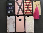 4 Handyhüllen iPhone 6 6s