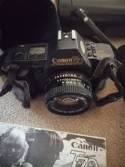 Canon t70 kamera