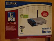 WLAN Router D-Link Di-524 AirPlus