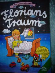 Kinderartikel Vintage Leseheft Florians Traum