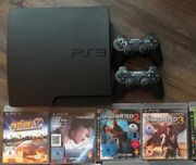 PS3 2 Controller 10 Spiele