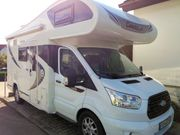 Wohnmobil Alkoven Chausson C646