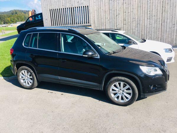 VW Tiguan 2 0l 4motion