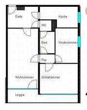 Wohnung 3ZKB