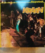 Kraan LP mit Cover unbespielt
