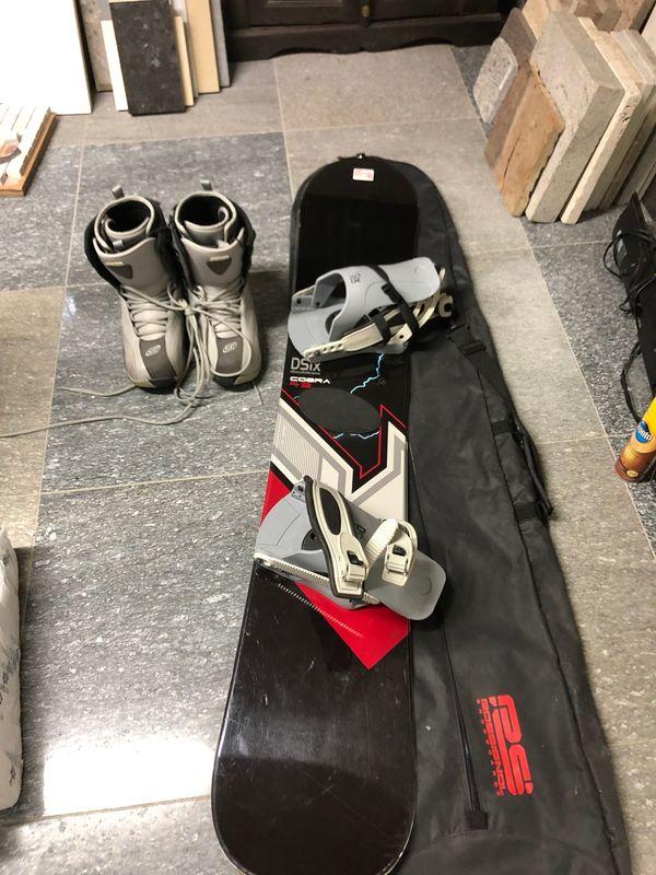 Wintersport - Snowboard Snowboardschuhe Snowboardtasche