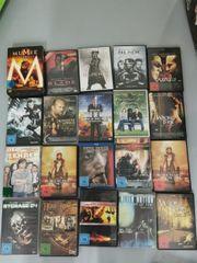 DVD s verschieden