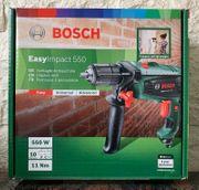BOSCH EASYIMPACT 550 NEU UNGEÖFFNET
