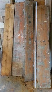 Antike Altholz Dielen Bodenbretter - bis