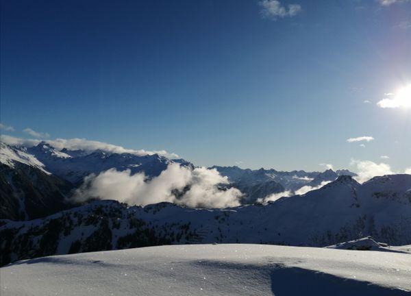Ferienjob Skilehrer